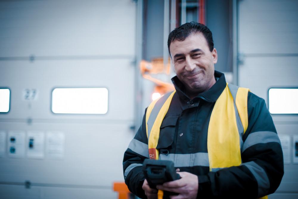 Happy Employee PPE
