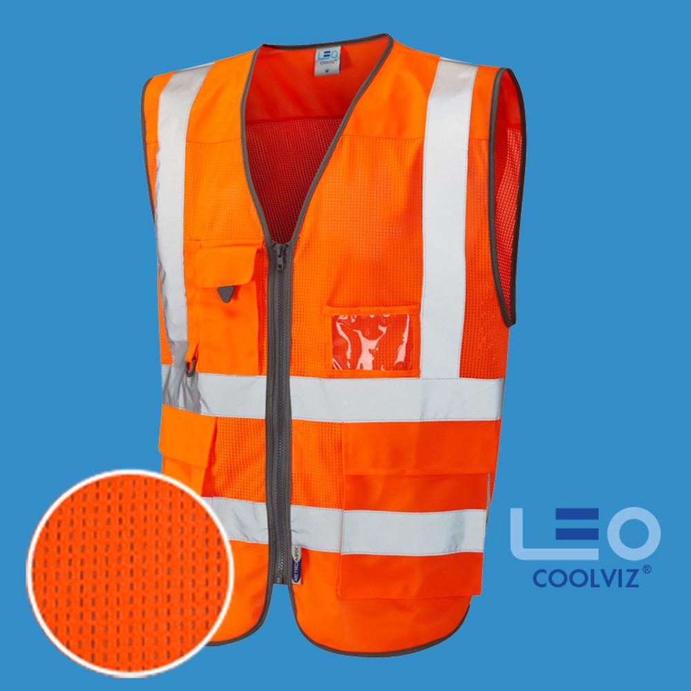 Leo waistcoat