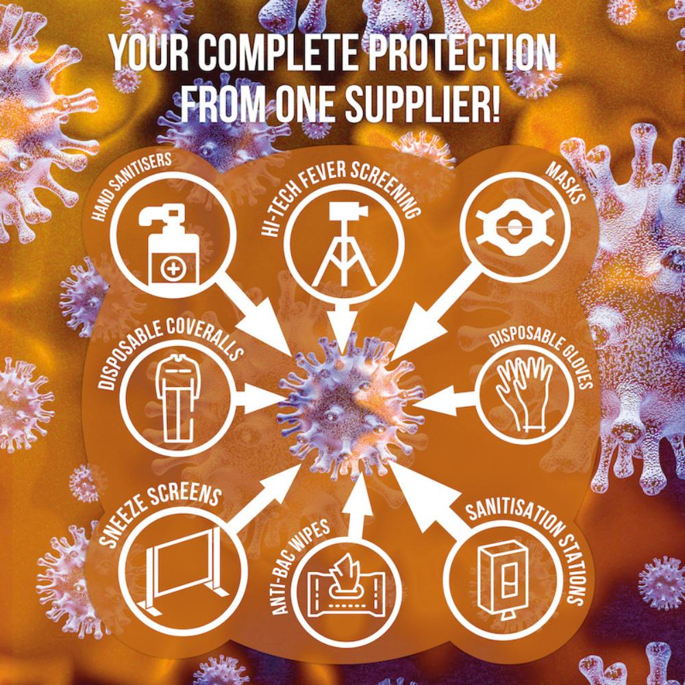 One supplier graphic