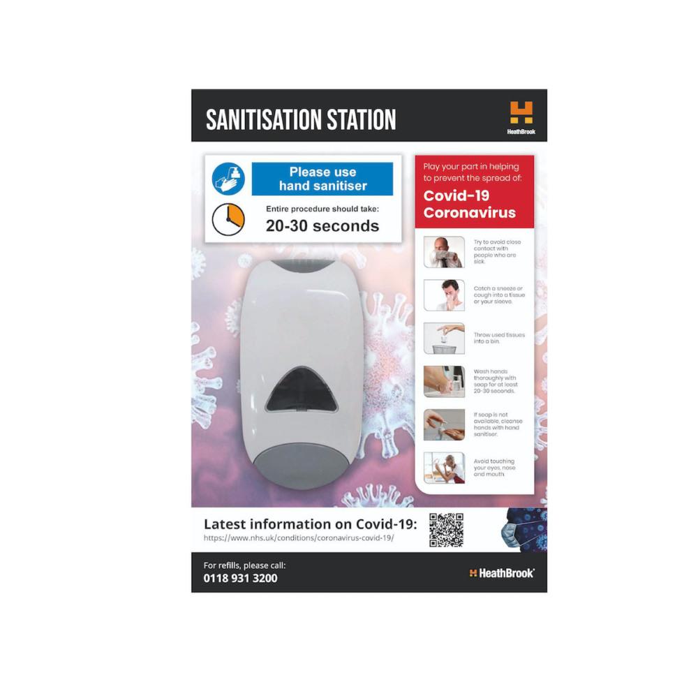 Sanitiser Stations2