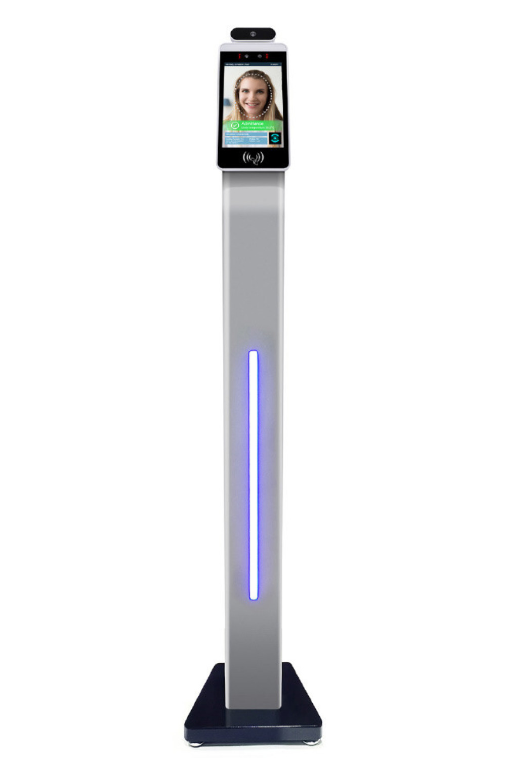 Temperature screening kiosk 003 stand